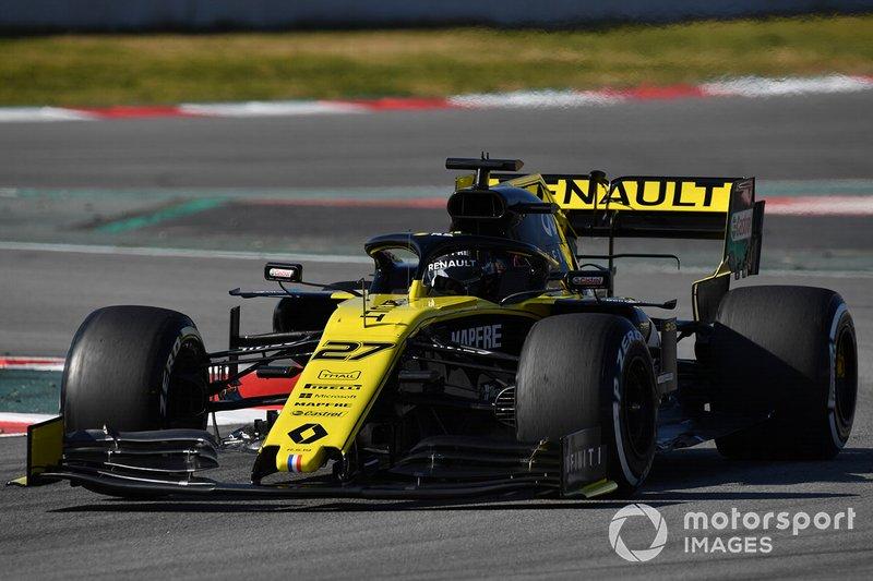 Ніко Хюлькенберг, Renault Sport F1 Team R.S. 19