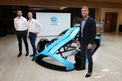 Presentazione R-Motorsport nel DTM