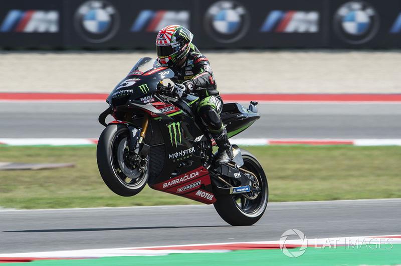 MotoGP San Marino: Johann Zarco, Monster Yamaha Tech 3