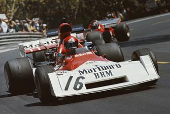 Niki Lauda, BRM P160E
