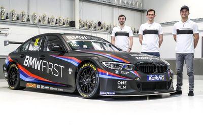 WSR BMW BTCC lansmanı
