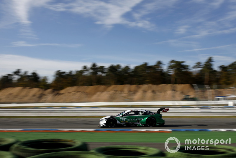 15. Mike Rockenfeller, Audi Sport Team Phoenix, Audi RS 5 DTM