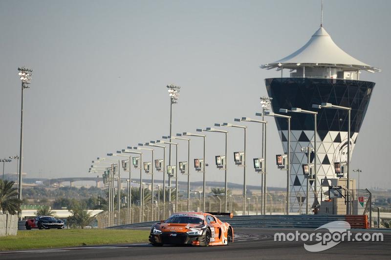 #88 Car Collection Motorsport Audi R8 LMS GT3: Dimitri Parhofer, Christopher Haase, Markus Winkelhock
