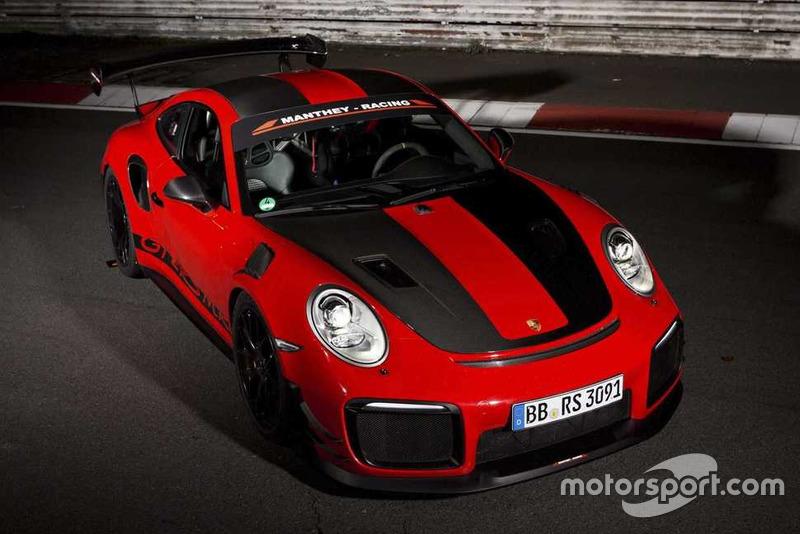 Porsche 911 GT2 RS MS