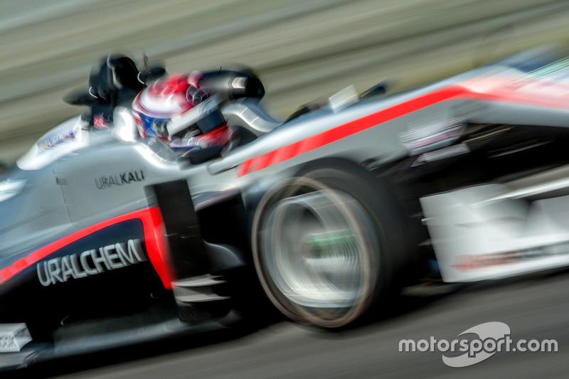George Russell, HitechGP Dallara F312 - Mercedes-Benz