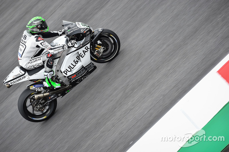 Eugene Laverty, Aspar Team MotoGP