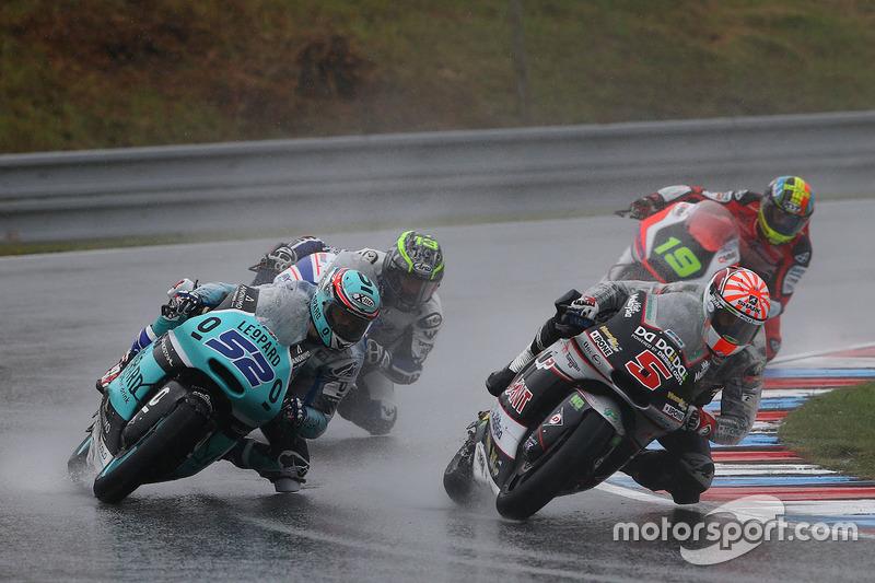 Danny Kent, Leopard Racing, Johann Zarco, Ajo Motorsport