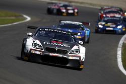 #19 Schubert Motorsport, BMW M6 GT3: Claudia Hürtgen, Jeroen Den Boer