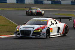 #26 Team Taisan Sard Audi R8 LMS: Shogo Mitsuyama, Yuya Motojima
