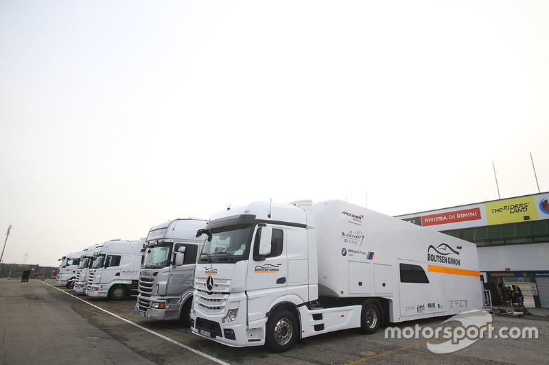 Boutsen Ginion Racing truck