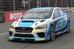 Mark Higgins, Subaru WRX STI