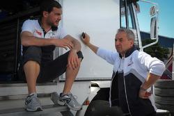 Michele Fabbri e Fabrizio Fabbri