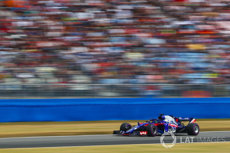 16: Брендон Хартли, Toro Rosso STR13 – 1:14.045