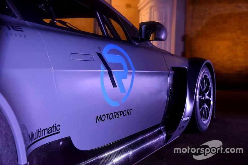 Presentación R-Motorsport Aston Martin Vantage GT3