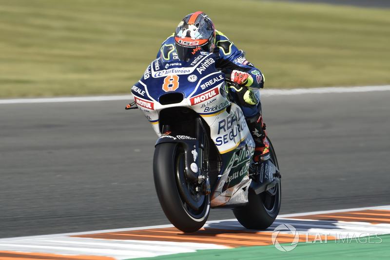 15. Hector Barbera, Avintia Racing