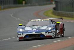 #69 Ford Chip Ganassi Racing Ford GT: Ryan Briscoe, Richard Westbrook