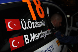 Ümitcan Özdemir, Batuhan Memişyazıcı, Castrol Ford Team Türkiye, Ford Fiesta R2t