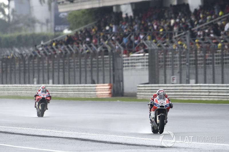 9. Гран Прі Малайзії 2017: Андреа Довіціозо, Ducati Team