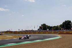 Серхіо Перес, Force India VJM11, Марку Ерікссон, Sauber C37