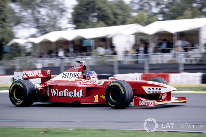 1998: Williams-Mecachrome FW20
