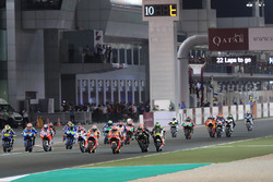 Дані Педроса, Repsol Honda Team, Марк Маркес, Repsol Honda Team