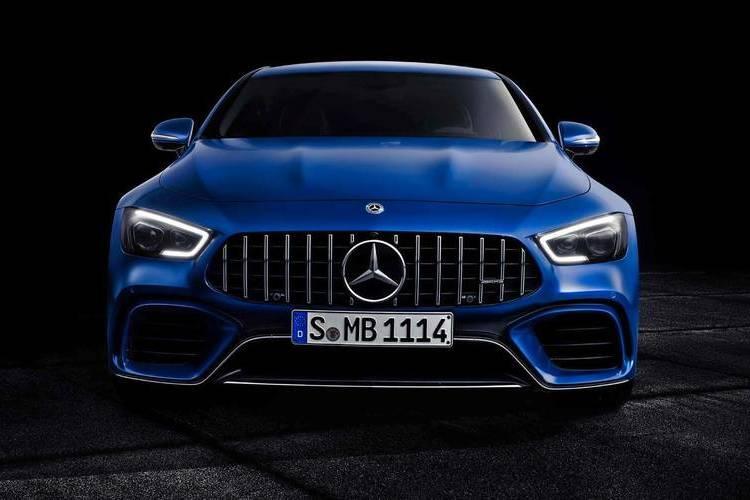 Mercedes-AMG 4-Door GT Coupe