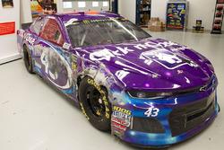 Darrell Wallace Jr., Richard Petty Motorsports Chevrolet Camaro