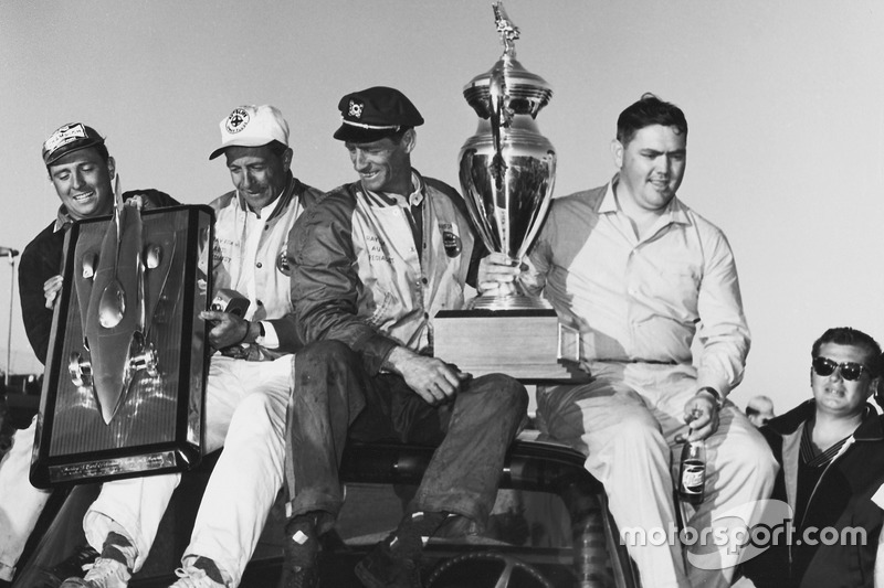 1960: #27 Junior Johnson - John Masoni Chevrolet