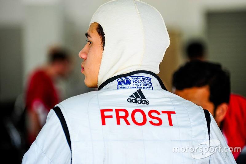 Danial Frost