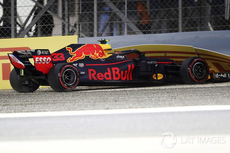 GP de Bahrein: Sábado accidentado y abandono el domingo