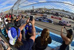 NASCAR-Fans in Phoenix