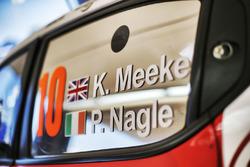 Кріс Мік, Пол Негл, Citroën C3 WRC, Citroën World Rally Team