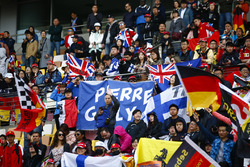 Support for Pierre Gasly, Toro Rosso