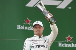 Podyum: 2. Valtteri Bottas, Mercedes AMG F1
