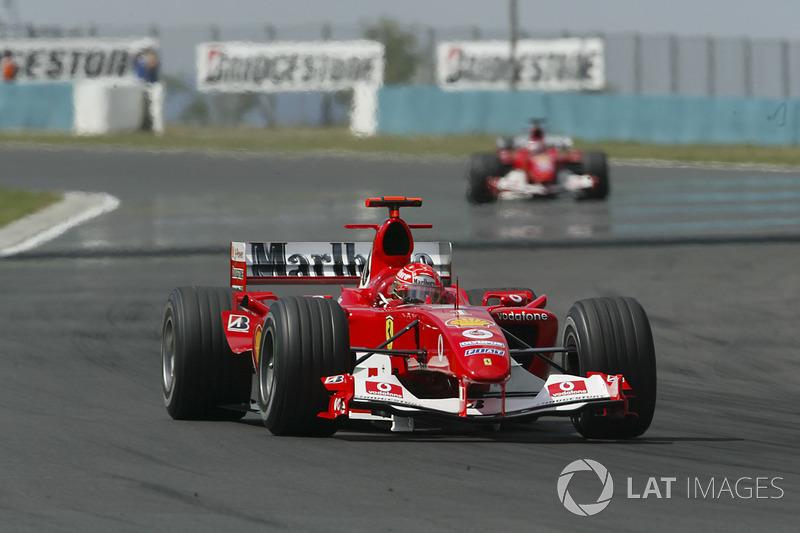 2004 Hongaarse Grand Prix