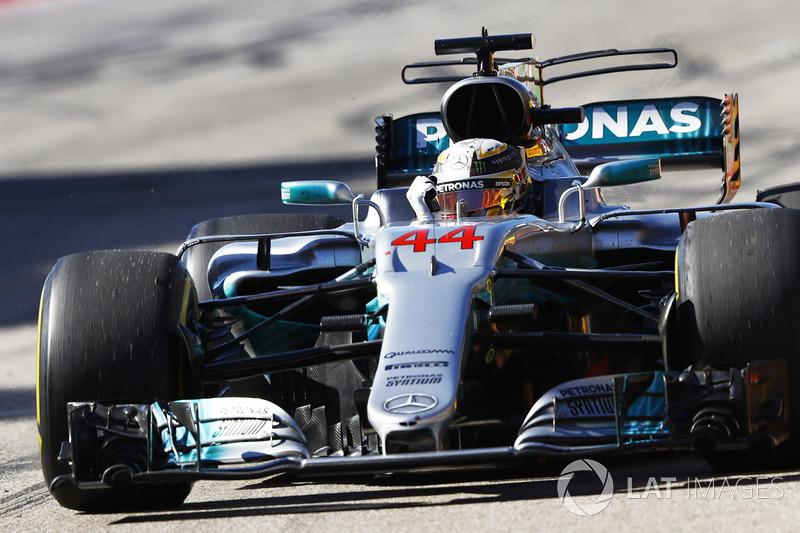 1º Lewis Hamilton - 33 carreras - De Japón 2016 hasta Francia 2018 - Mercedes