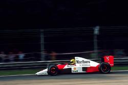 Айртон Сенна, McLaren MP4/5B