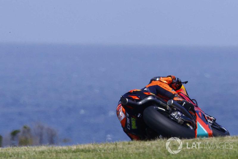 Pol Espargaró Australian MotoGP 2017