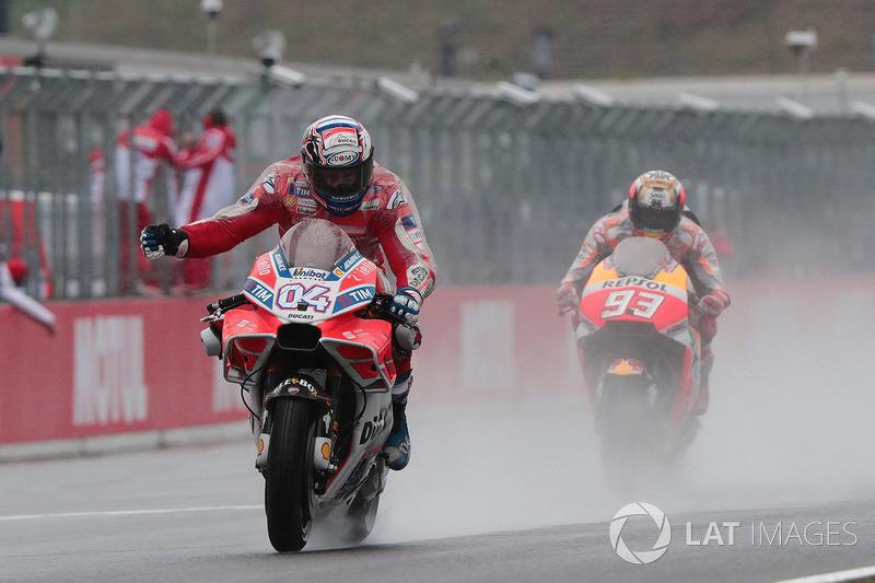 7. Гран Прі Японії 2017: Андреа Довіціозо, Ducati Team