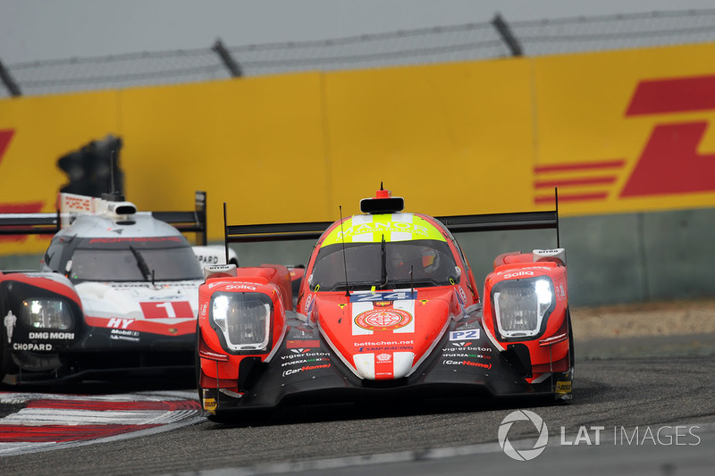 6. LMP2: #24 CEFC Manor TRS Team China, ORECA 07-Gibson