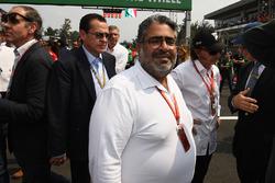 Shaikh Abdulla Bin Isa Al-Khalifa, FIA Motorsport Council