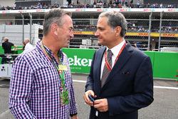 Alejandro Soberon, President and CEO for CIE Group and President of Formula 1 Gran Premio de Mexico