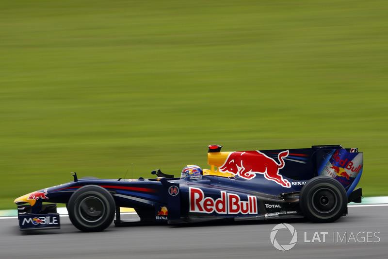 2009: Mark Webber, Red Bull-Renault RB5