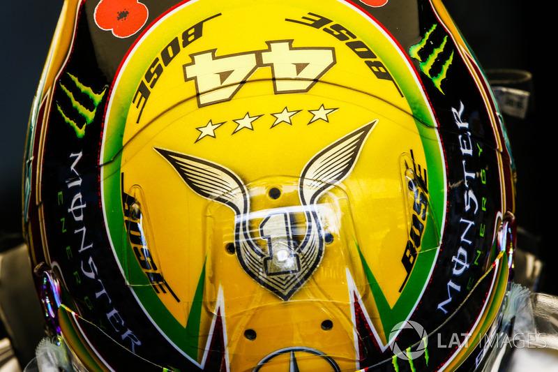 Brezilya - Lewis Hamilton