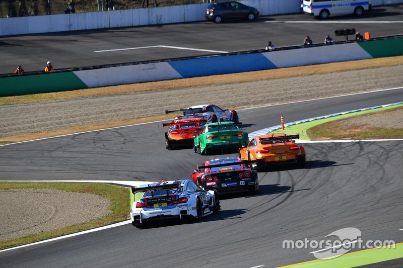Demo run Super GT X DTM, di Motegi
