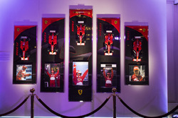 Amalgam tentoonstelling rond Michael Schumacher en Ferrari