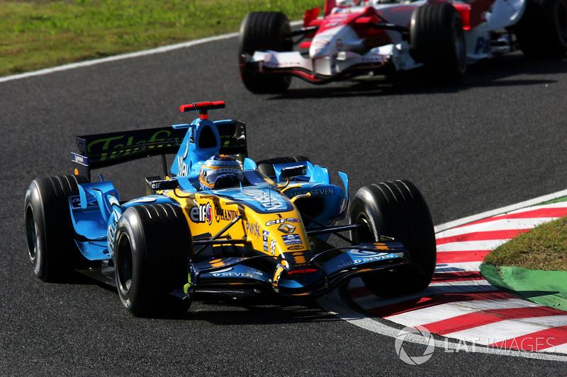 Гран При Японии-2006: гонка, решившая судьбу чемпионата