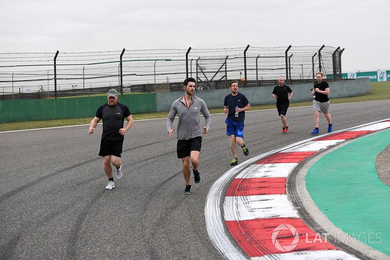 Nike Run the Track