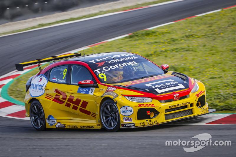 Boutsen Ginion Racing – Honda Civic FK8 Type R TCR