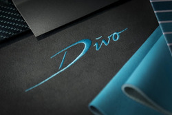 Teaser Bugatti Divo